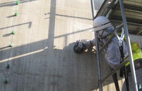 コンクリート構造物の補修補強工事