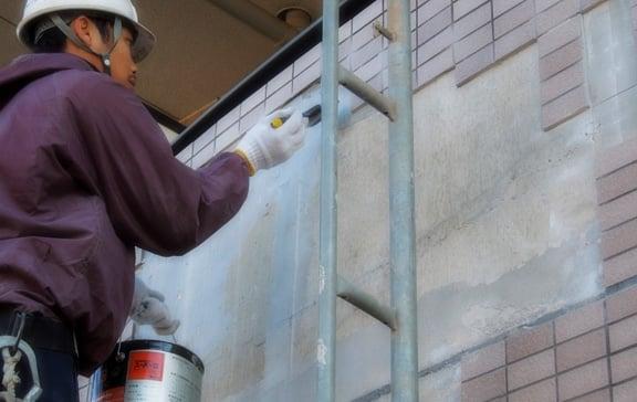 外壁改修工事の必要性