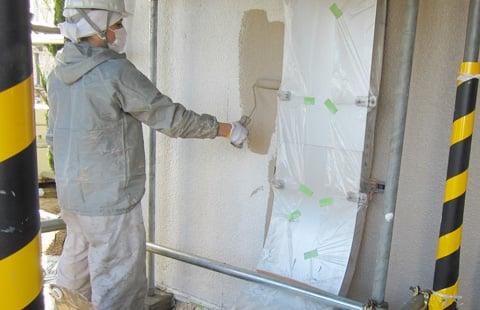 外壁塗装工事のタイミング