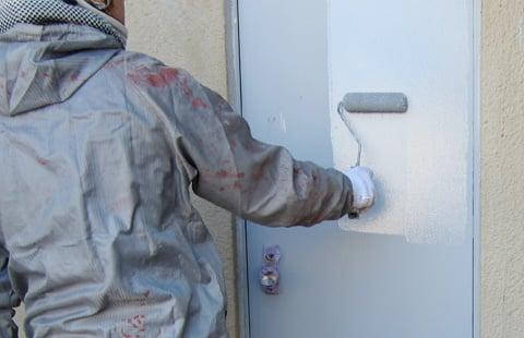 鉄部塗装工事のタイミング